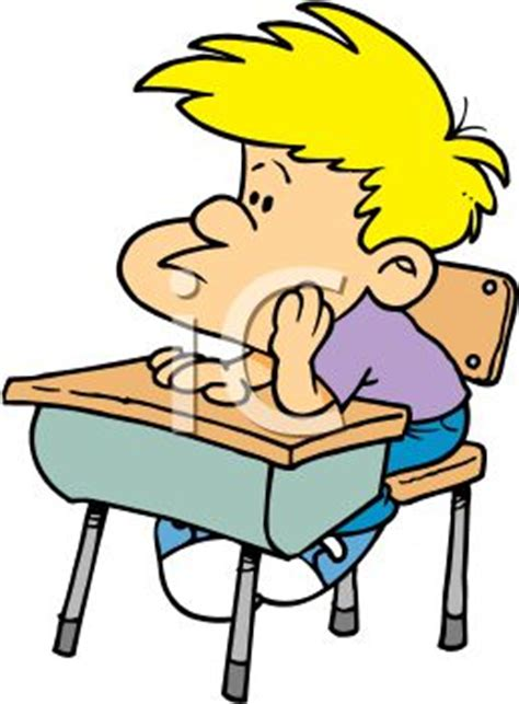 Student Sitting At Desk Clipart by Student Sitting At Desk Clipart Free Best