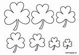 Coloring Template Shamrock Pages Preschool St Shape Printable Patrick Templates Patricks Crafts Shamrocks Shapes Outline Coloringpage Eu March Everfreecoloring Simple sketch template