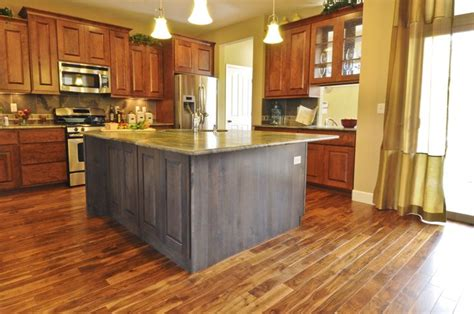 engineered hardwood flooring in kitchen kentwood originals acacia solid hardwood floor home 8869