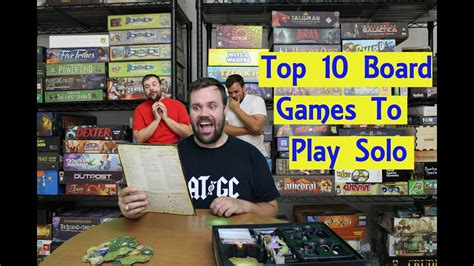 This simple card game helps kids quickly get better at knowing the pairs of. Top 10 Board Games to Play Solo - YouTube