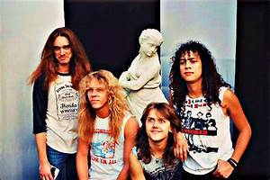 Image Gallery metallica 1985