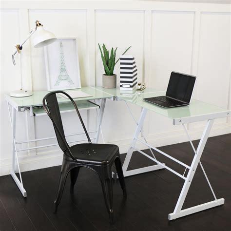 Walker Edison Soreno 3 Corner Desk by Walker Edison Soreno 3 Corner Desk