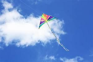 Flying Kite Wallpaper