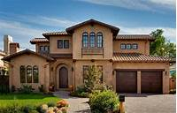 """spanish style house How To Get That """"Spanish"""" Stucco Look"""