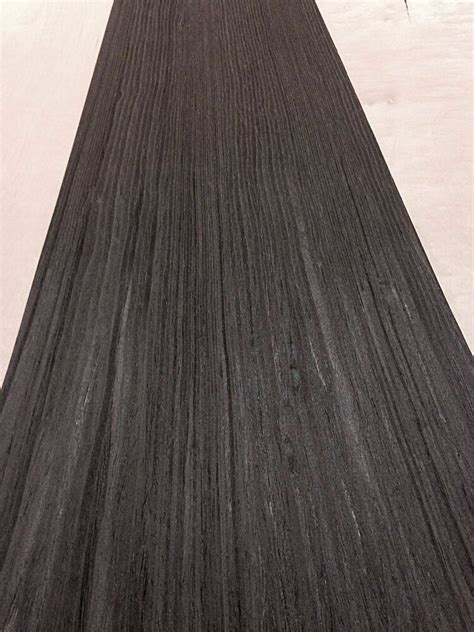 bog oak veneer wood veneer sheet mm xmm real
