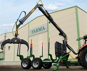 Anhänger Mit Kran : ct 7 0 12 g2 branson traktoren ~ Kayakingforconservation.com Haus und Dekorationen