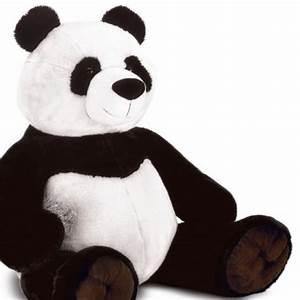 Grosse Peluche Panda : grosse peluche large choix de peluches g ante mynoors ~ Teatrodelosmanantiales.com Idées de Décoration