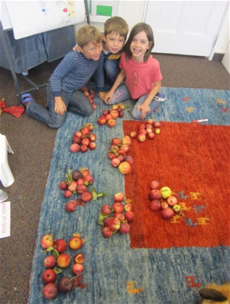 guelph preschool guelph outdoor preschool sorting apples into groups of 10 s 573