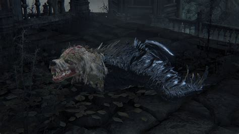 carrion crow bloodborne wiki