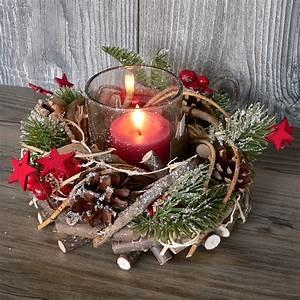 Weihnachtsbasteln Aus Holz : adventsdeko aus naturmaterialien ~ Orissabook.com Haus und Dekorationen