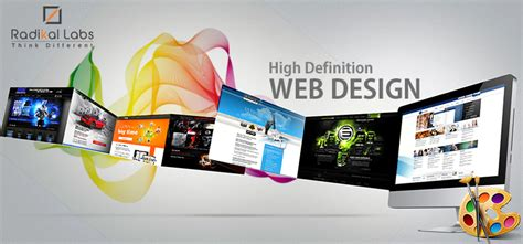 Design Definition by How Important Is High Definition Web Design