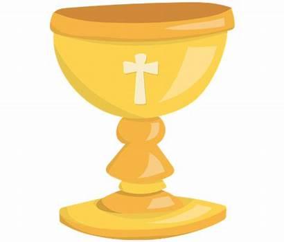 Communion Chalice Cup Clipart Baptism Cross Babyface