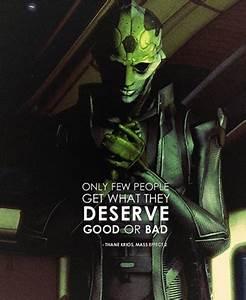Mass Effect Quo... Mass Effect Shepard Quotes