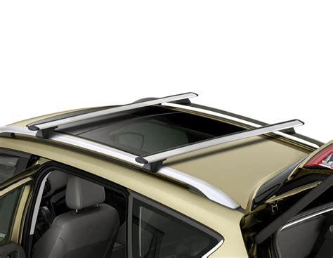 barres de toit et accessoires sur barres de toit ford
