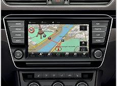 The New ŠKODA Superb Infotainment ŠKODA