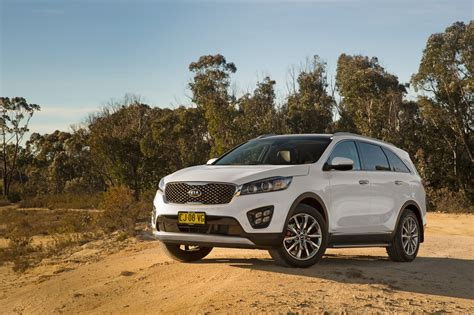 kia sorento pricing  specs gt  flagship