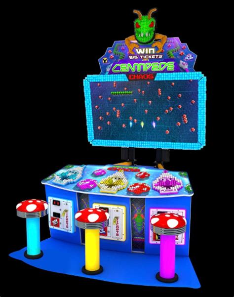 Centipede Chaos Arcade Game Video Game Rentals San
