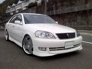 Featured 2001 Toyota Mark Ii Ir V At J