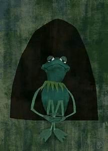 Matt Dawson: Hermit the Frog.