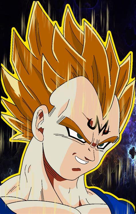 Majin L Vs Goku by Majin Vegeta Quotes Quotesgram