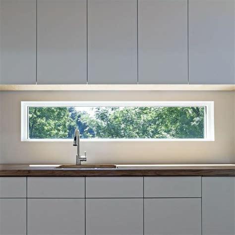 la ventana de cocina como salpicadero ideas ventajas  desventajas ventanas de cocina