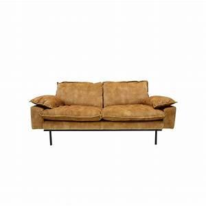 Retro Sofa Kaufen : hk living retro sofa 2 sitzer g nstig kaufen ~ Markanthonyermac.com Haus und Dekorationen