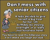 Image result for funny senior citizen quotes