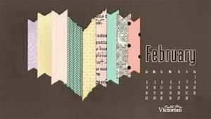 Birthday Calendar Download February 2014 Desktop Calendar Wallpaper Heart