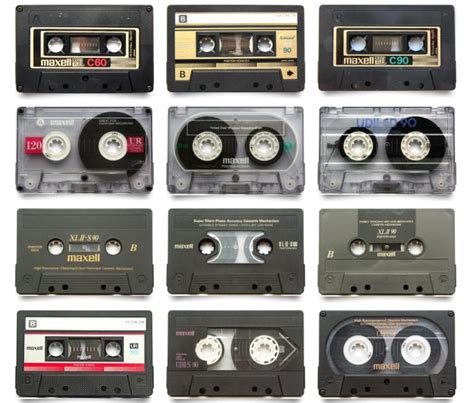 maxell cassette maxell cassettes vintage audio transistores