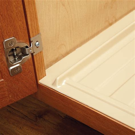 rev a shelf sink base drip tray perfect under sink cabinet liner on xtreme mats under sink