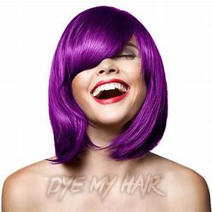 Manic Panic Purple Haze Semi Permanent Hair Dye High