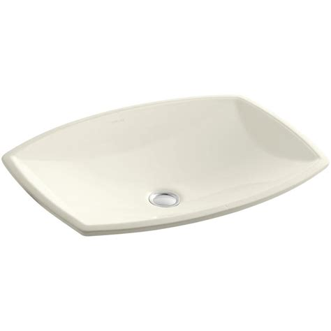 bathroom sink drain home depot kohler kelston under mounted vitreous china bathroom sink