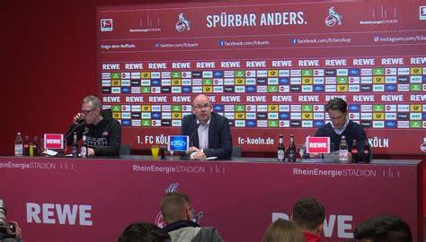 Die Pressekonferenz Nach Frankfurt In Voller Länge
