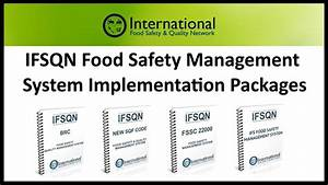 Ifsqn Food Safety Management System Implementation