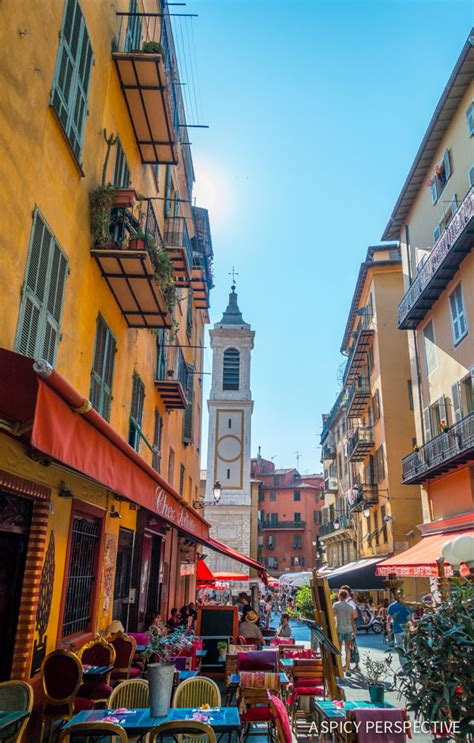 Traveling to Nice, France - A Spicy Perspective Travel Guide