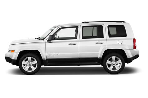 2018 Jeep Patriot Reviews And Rating Motor Trend