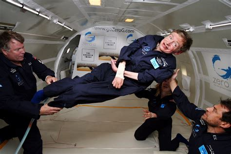 Stephen Hawking on Black Holes and Why He'd Be a Good Bond ...