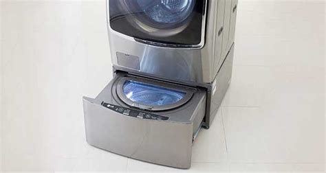 philips si e social lg wash la lavatrice quot si sdoppia quot tech4u it