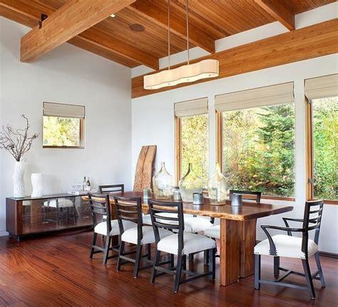 Lo chalet moderno dagli interni rustici   Ideare casa