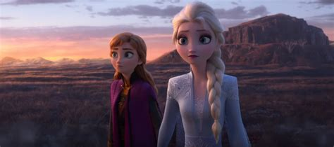 elsa meets  nokk frozen  official trailer breakdown