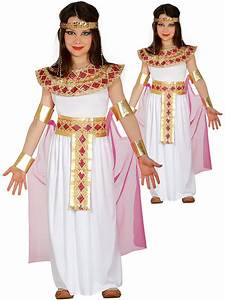 Girls Deluxe Egyptian Costume | All Children | Fancy Dress Hub