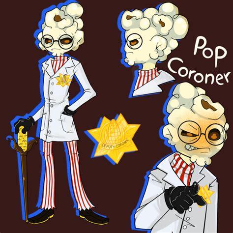 stasis lock i stuttered and said pop coroner immediately
