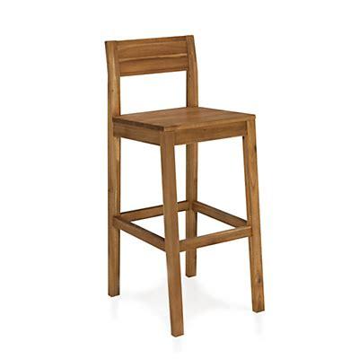chaise de bar bois tabourets hauts chaises et tabourets de bar alinéa