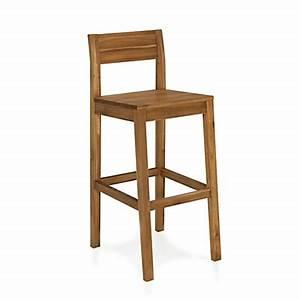Chaise Haute Alinea : chaise a bar cuisine en image ~ Teatrodelosmanantiales.com Idées de Décoration