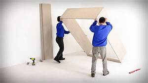 Wall Bed King Cabinet Assembly Instructions