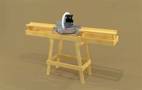 portable miter  stand plans google search woodworking miter  stand plans mitre