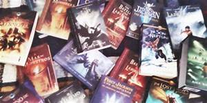 percy jackson books header | Tumblr