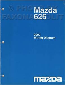 2001 Mazda 626 Wiring Diagrams