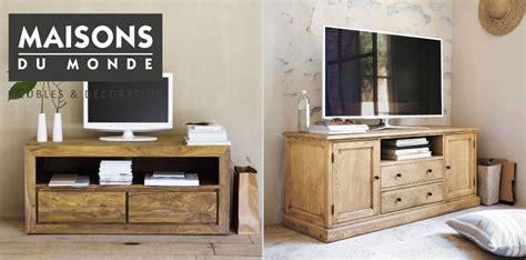 meubles tv maisons du monde  modeles pour votre interieur
