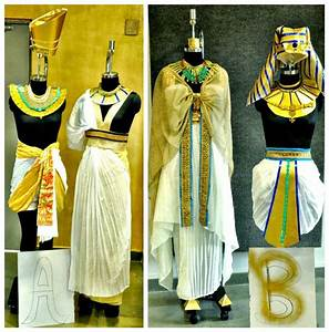 Ancient egyptian costume on Pinterest   Ancient egypt ...